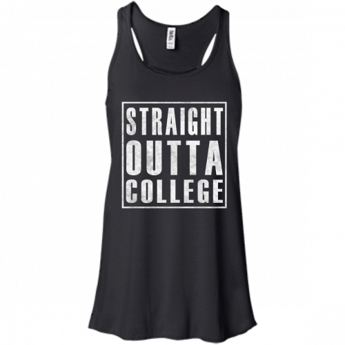 Graduate 2017: Straight Outta College t-shirt - image 121 500x500