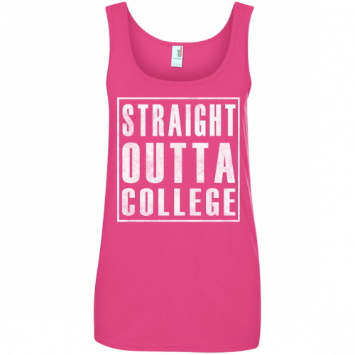 Graduate 2017: Straight Outta College t-shirt - image 127 500x500