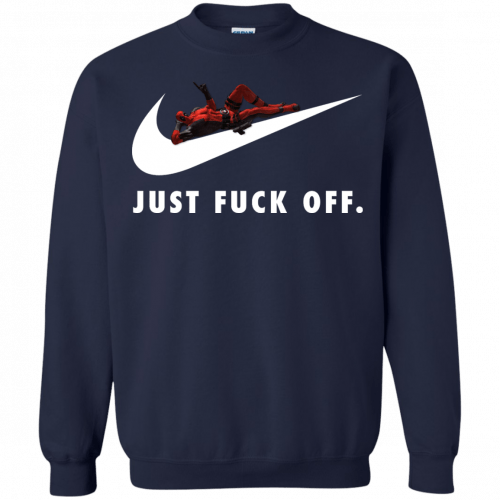 Deadpool: Just Fuck Off shirt, tank, sweater - image 150 500x500