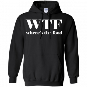 WTF Shirt Where's The Food T-Shirt - image 7 300x300