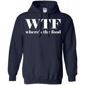 WTF Shirt Where's The Food T-Shirt - image 8 300x300