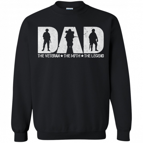The Veteran The Myth The Legend shirt, tank, sweater - image 161 500x500