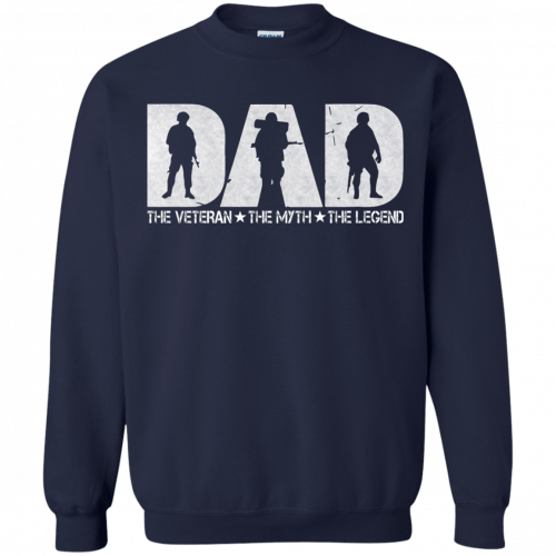 The Veteran The Myth The Legend shirt, tank, sweater - image 162 500x500