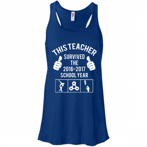 This Teacher Survived The 2016 2017 School Year t-shirt - image 178 500x500