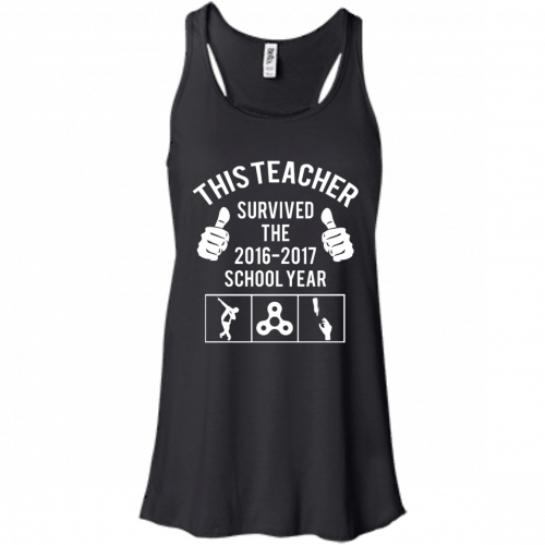 This Teacher Survived The 2016 2017 School Year t-shirt - image 179 500x500