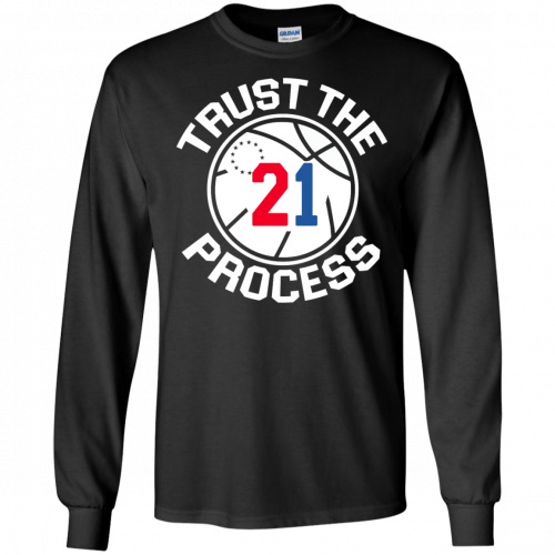 Trust the process shirt, tank, sweater - image 240 500x500