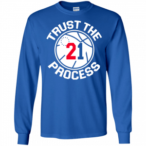 Trust the process shirt, tank, sweater - image 241 300x300