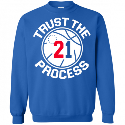 Trust the process shirt, tank, sweater - image 245 500x500