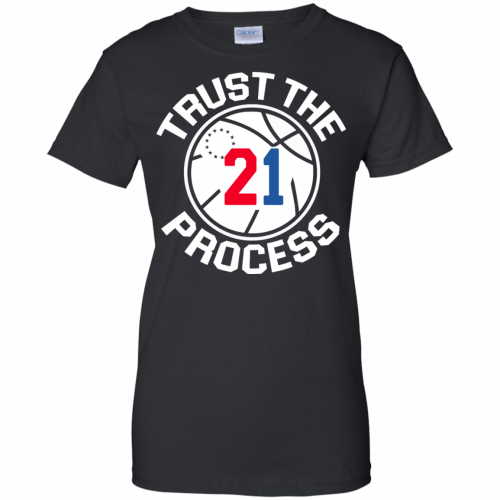 Trust the process shirt, tank, sweater - image 246 500x500