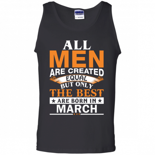 Michael Jordan: The best are born in March shirt, tank - image 438 500x500