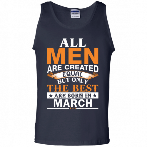 Michael Jordan: The best are born in March shirt, tank - image 439 500x500