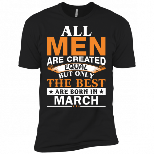Michael Jordan: The best are born in March shirt, tank - image 442 500x500