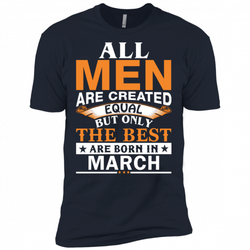 Michael Jordan: The best are born in March shirt, tank - image 443 500x500