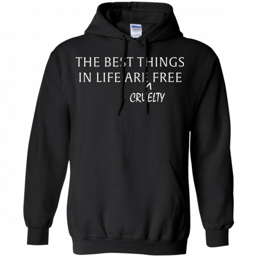 The best things in life are Cruelty free tshirt, racerback, tank - image 1048 500x500