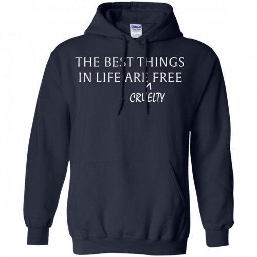 The best things in life are Cruelty free tshirt, racerback, tank - image 1049 500x500