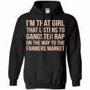I'm that girl that listens to gangsta rap t-shirt, racerback, tank - image 1189 130x130