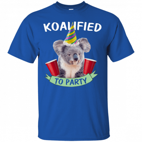 Koalified to Party t-shirt - image 141 500x500