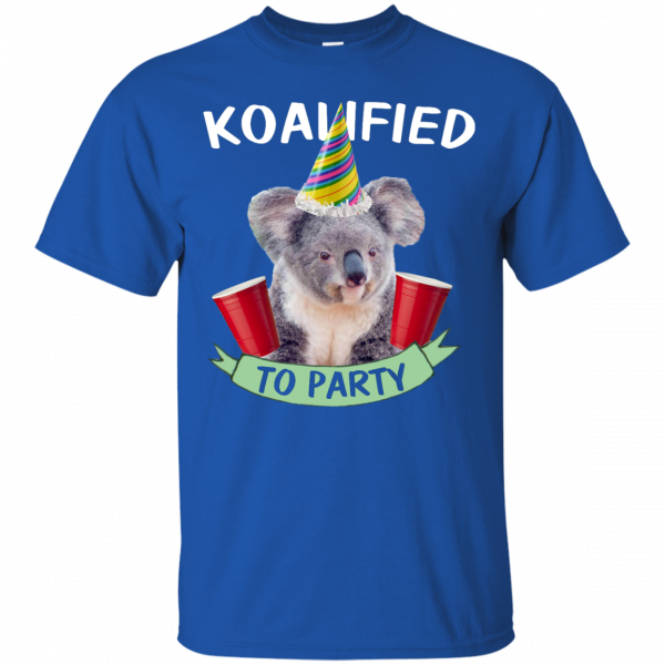 Koalified to Party t-shirt - image 141 600x600