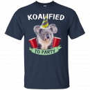 Koalified to Party t-shirt - image 142 130x130