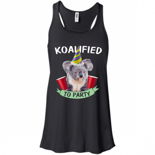Koalified to Party t-shirt - image 143 500x500