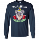 Koalified to Party t-shirt - image 145 130x130