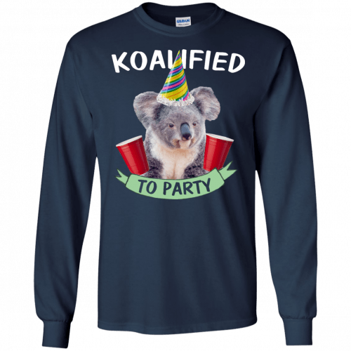 Koalified to Party t-shirt - image 145 500x500
