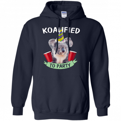 Koalified to Party t-shirt - image 147 500x500