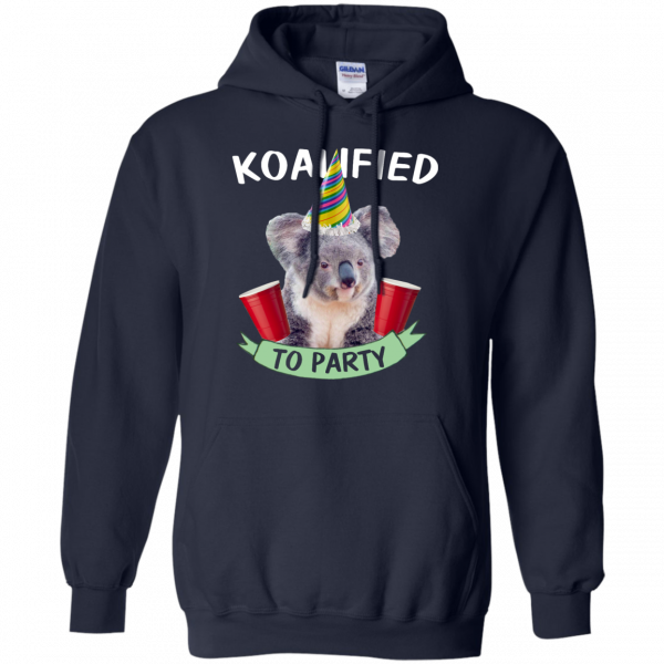 Koalified to Party t-shirt - image 147 600x600
