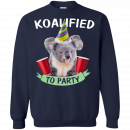 Koalified to Party t-shirt - image 149 130x130