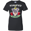 Koalified to Party t-shirt - image 150 130x130