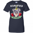 Koalified to Party t-shirt - image 151 130x130