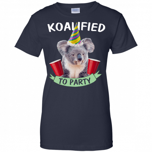 Koalified to Party t-shirt - image 151 500x500