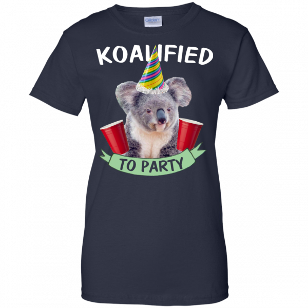 Koalified to Party t-shirt - image 151 600x600