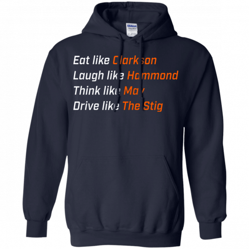 The Grand Tour: Eat like Clarkson t-shirt, hoodie - image 1652 500x500