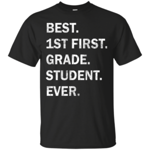 Back to School Best First Grade Student Ever Youth shirt, tank - image 1709 300x300