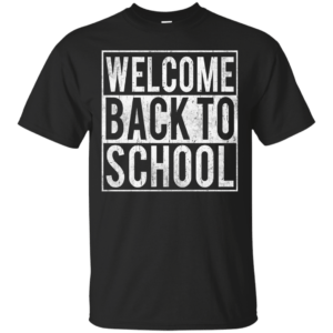 Welcome Back to School t-shirt, hoodie - image 1733 300x300
