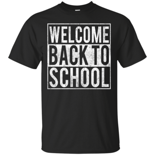 Welcome Back to School t-shirt, hoodie - image 1733 500x500