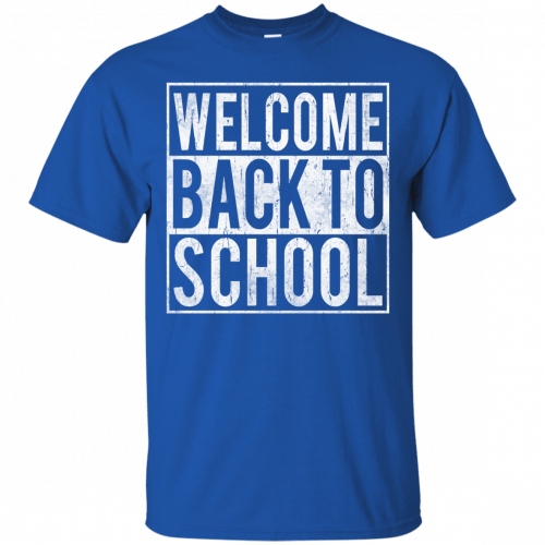 Welcome Back to School t-shirt, hoodie - image 1734 500x500