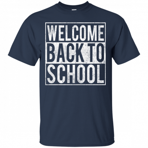 Welcome Back to School t-shirt, hoodie - image 1735 500x500