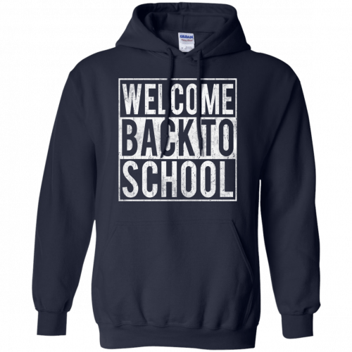 Welcome Back to School t-shirt, hoodie - image 1738 500x500