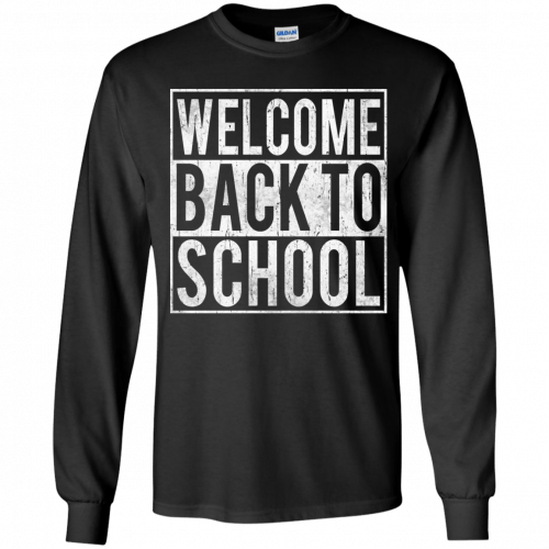 Welcome Back to School t-shirt, hoodie - image 1741 500x500