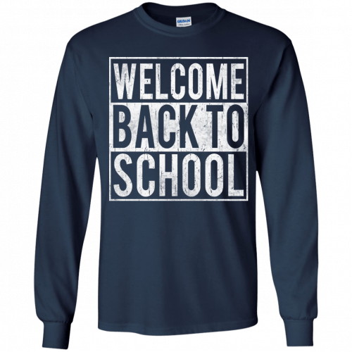 Welcome Back to School t-shirt, hoodie - image 1742 500x500