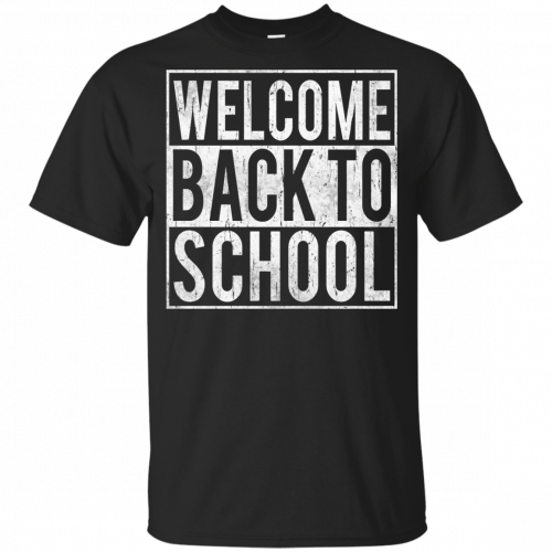Welcome Back to School t-shirt, hoodie - image 1743 500x500