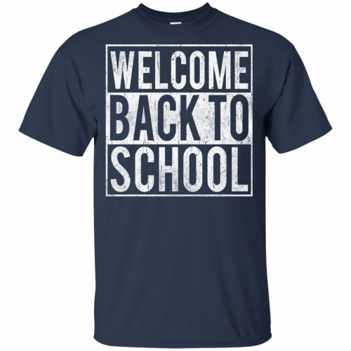 Welcome Back to School t-shirt, hoodie - image 1744 500x500