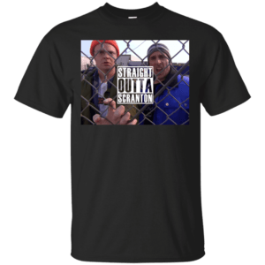 The Office: Straight Outta Scranton shirt, long sleeve, sweater - image 1925 300x300