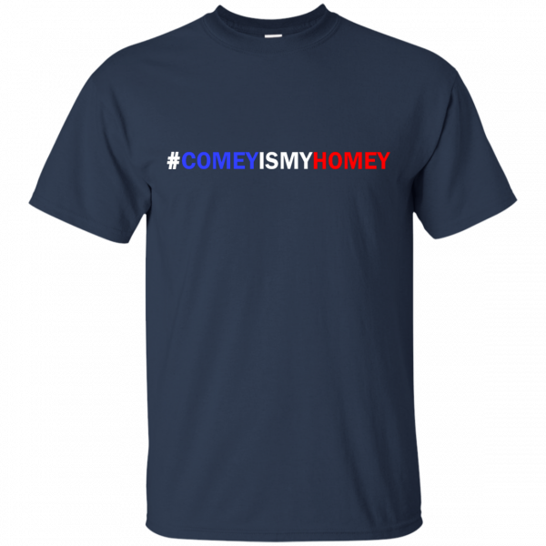 Comey Is My Homey t-shirt, racerback - image 218 600x600