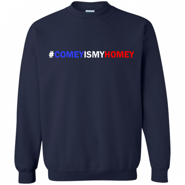 Comey Is My Homey t-shirt, racerback - image 225 600x600