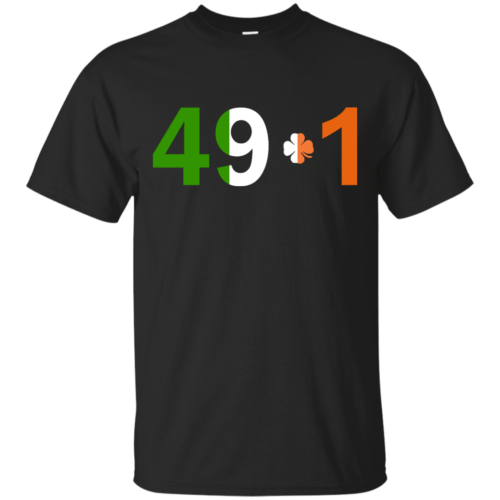 49-1 Mayweather Conor McGregor t-shirt, tank, hoodie - image 680 500x500