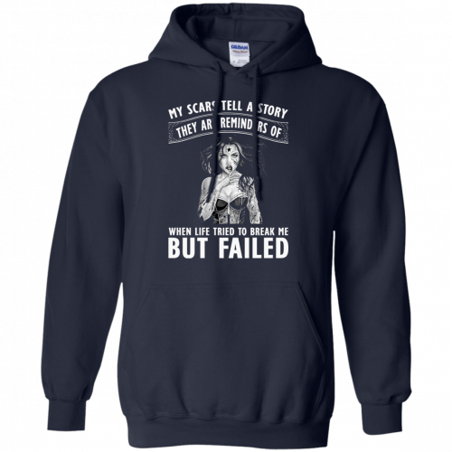Wonder Woman: My scars tell a story they are reminders t-shirt - image 82 500x500