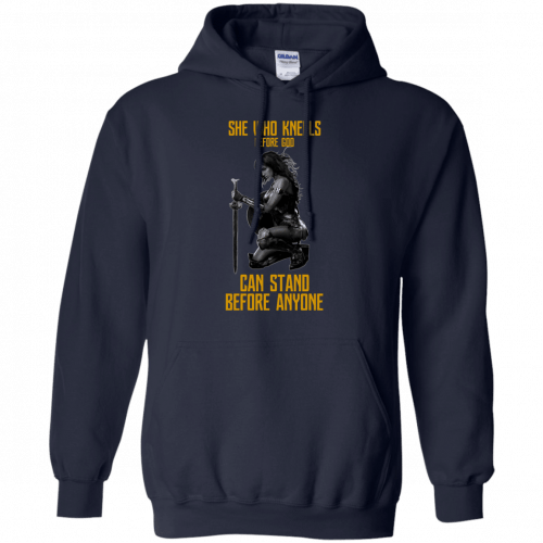 Wonder Woman: She Who Kneel Before God Can Stand Before Anyone shirt - image 122 500x500